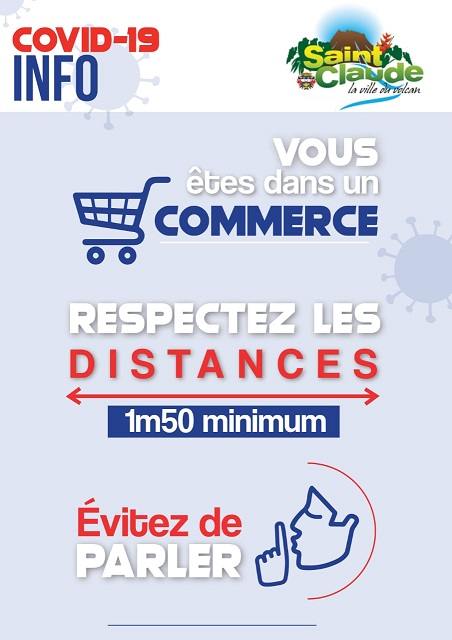 INFO COVID-19 Commerce