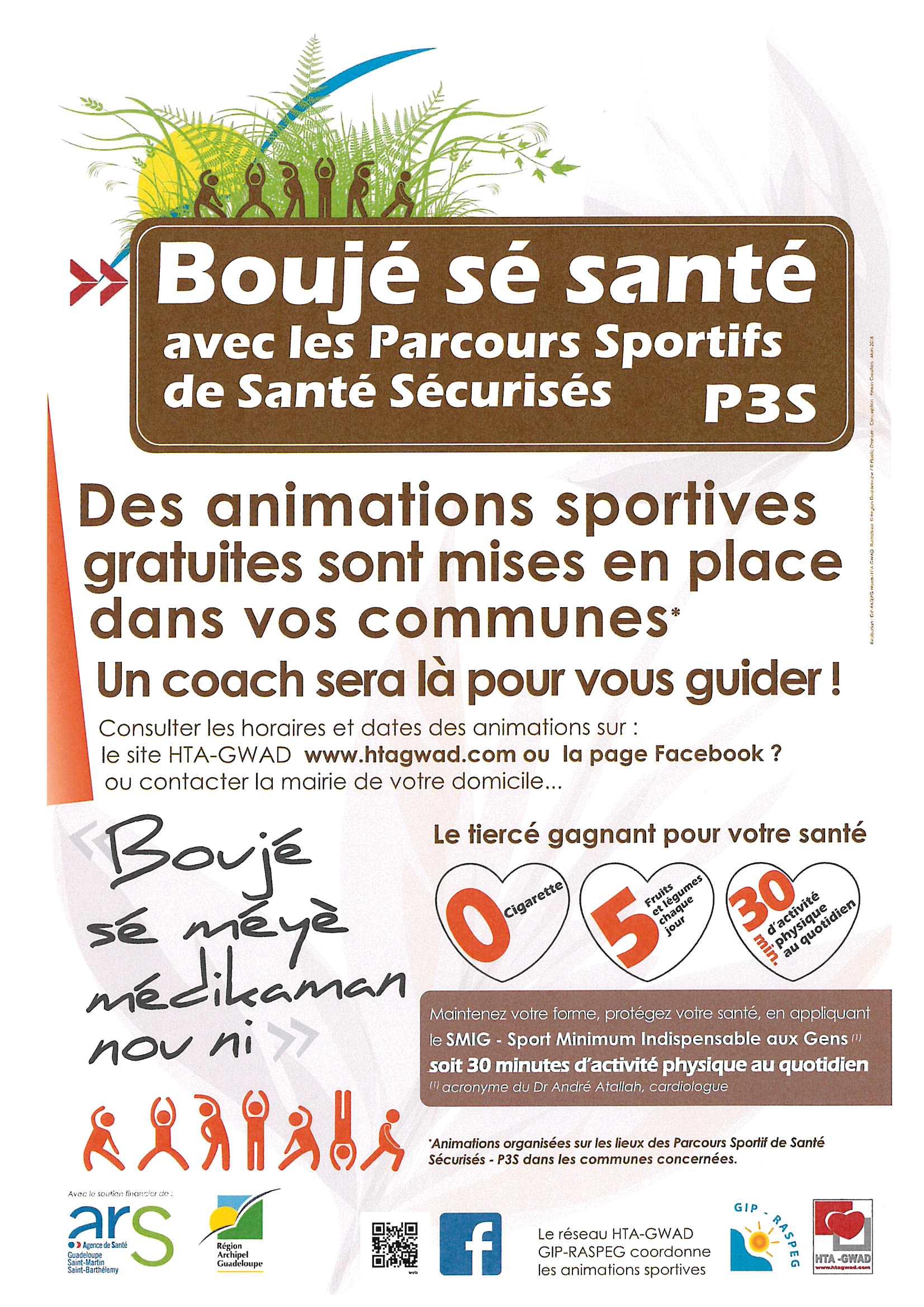 PARCOURS DE SANTE SÉCURISÉ (P3S)