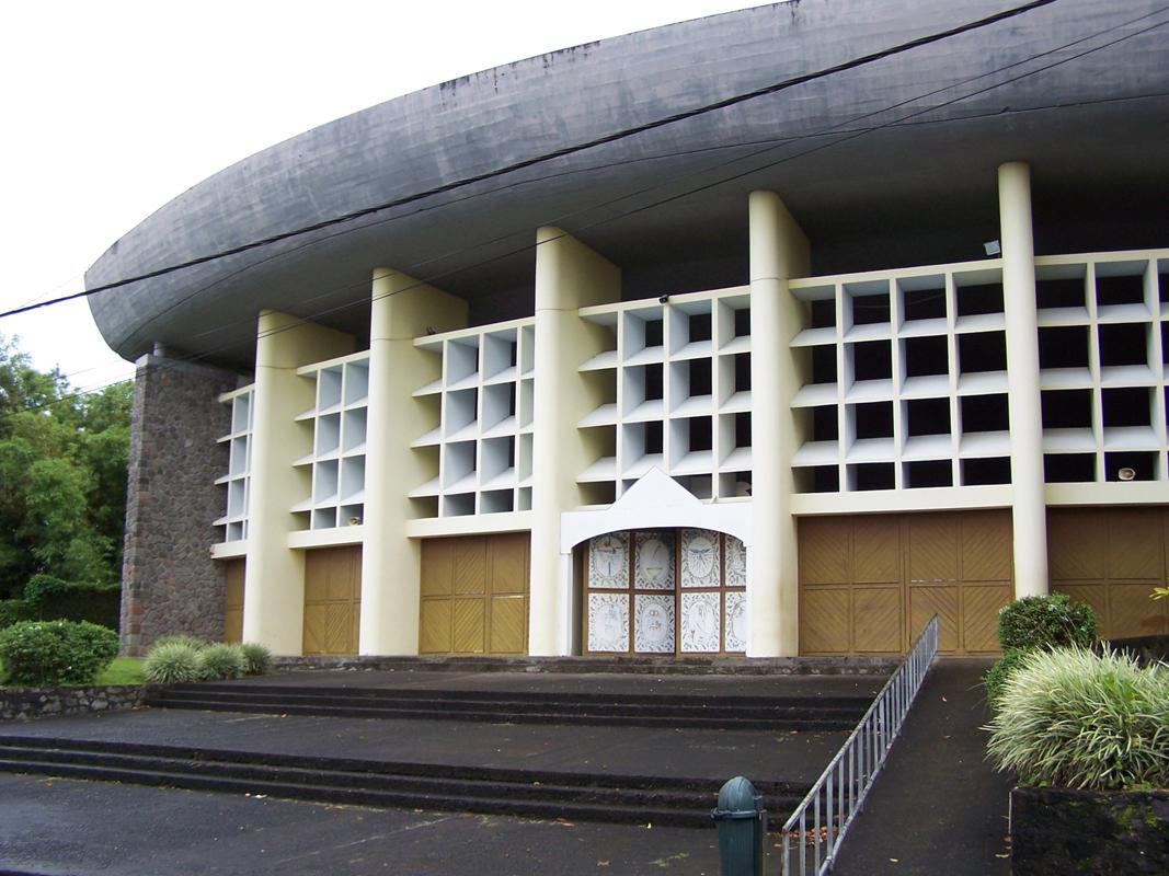 La Chapelle du Matouba