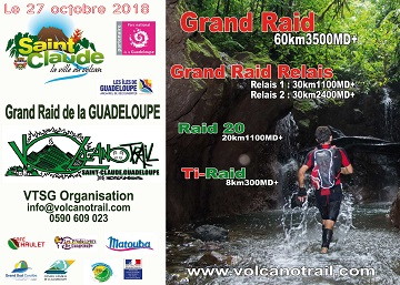 Volcano Trail Saint-Claude Guadeloupe